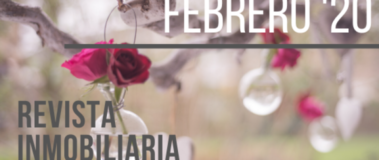 Revista de Actualidad Inmobiliaria de Febrero