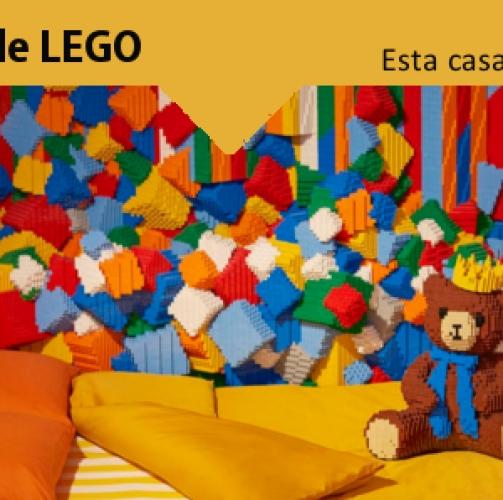 Esta Casa Sí Que Mola: La Casa Real de Lego